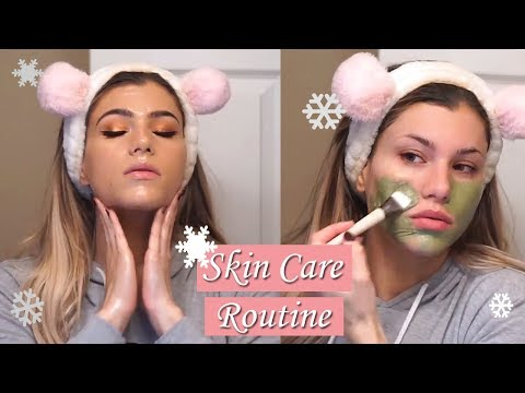 My Morning/Night Routine Favorites! SKIN CARE Products for Acne & Dry Skin thumbnail