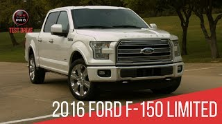 Ford F 150 Limited 2016 Videos