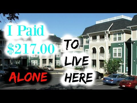 I Paid $217.00 Rent 2 Bed 2 Bath & Why I Moved Out ||Vlog 14|| (Low Income Apartment)