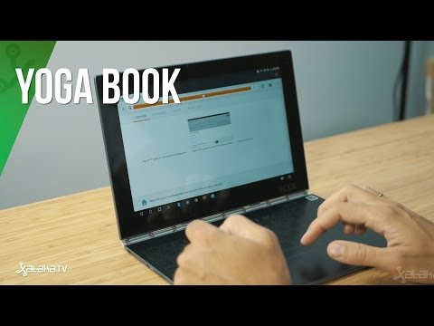 Yoga Book, review en español