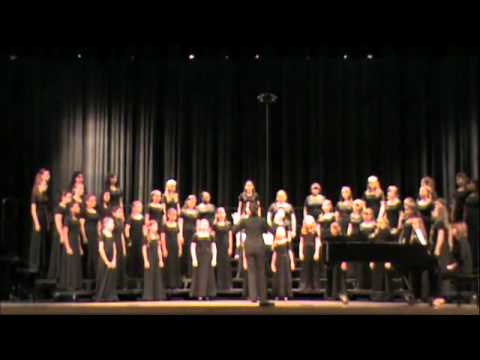 The Lake Nona Middle School 6th Grade Chorus - Three Quotes By Mark Twain