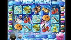 Bovada - Ice Picks - HIGH Limit Slot $50/spin   15 Free spins & Bonus! Jackpot WIN!!