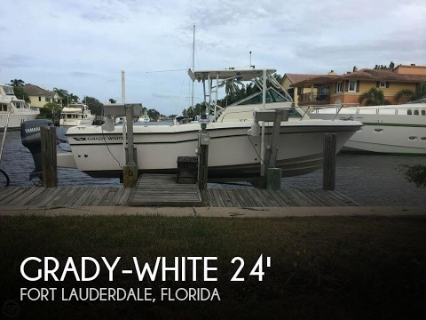 [UNAVAILABLE] Used 1987 Grady-White 242 G Offshore in Fort Lauderdale, Florida