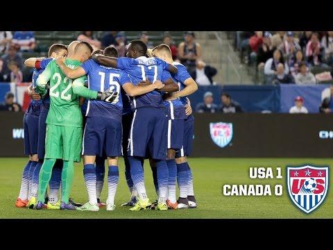 MNT vs. Canada: Highlights  Feb. 5, 2016