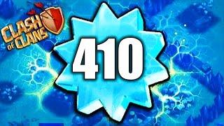 410 Level - Clash Of Clans ???