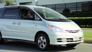People Mover Minivan Rental Car New Zealand