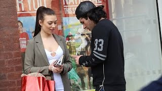 Getting 100 Girls' Phone Numbers In A Day (In London)(Hi guys, Ed and I took a massive challenge to get 100 girls' phone numbers in a day. We started filming quite early till just before midnight to complete this ..., 2015-04-09T18:48:14.000Z)
