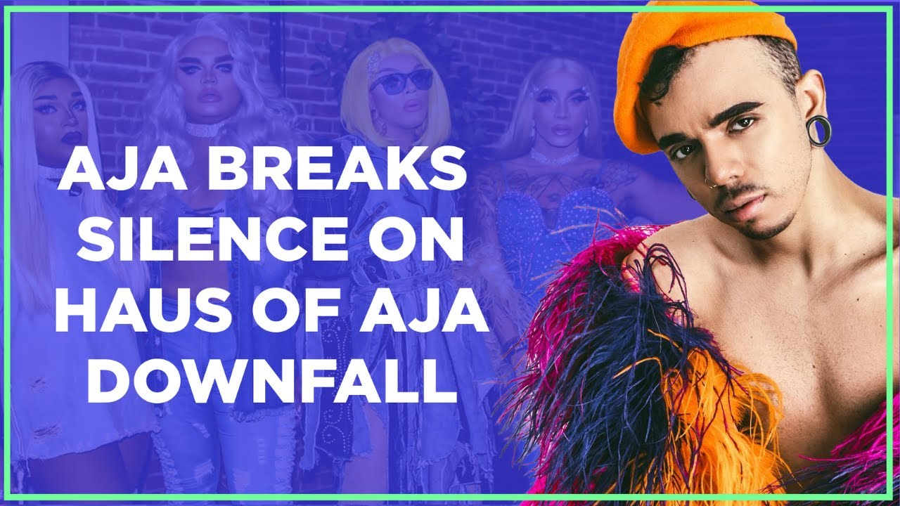 Aja Breaks Silence on Haus of Aja Downfall and Kandy Muse