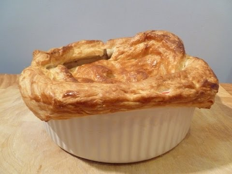 how to cook beef pie