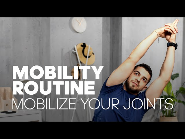 8 MINUTE: Stretch & Mobility Routine - Perfect to help you wake up in the morning!