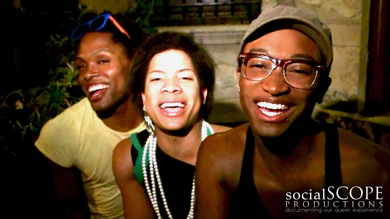 Young black gay pics black teens involved