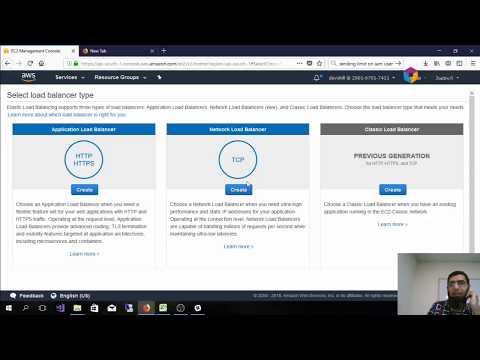 Amazon Web Services (AWS) Cloud Computing Class (আংশিক)