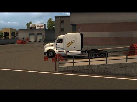 American Truck Simulator (Swift Transportation Hired Me)