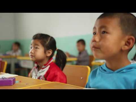 """点亮留守儿童的梦 The Dream Of """"Strawberry Orphans"""""""