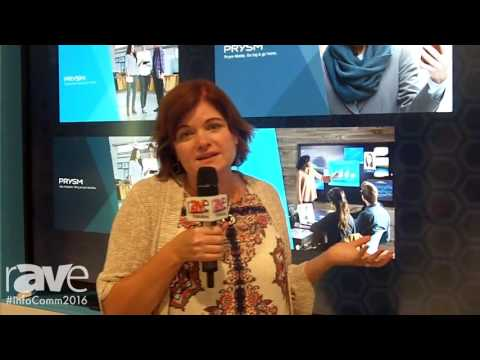 InfoComm 2016: Prysm Explains the Prysm Visual Workplace Solution for Collaboration