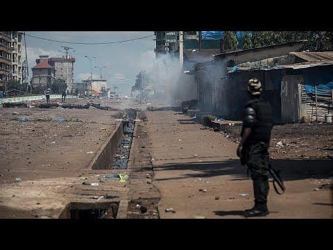 """Guinée : le président Condé """"pris"""" par les putschistes, le ministère de la Défense dément"""