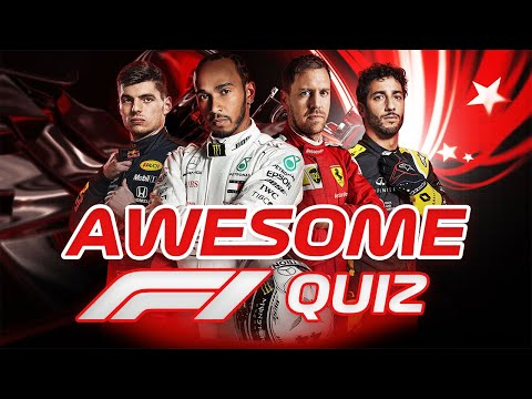 [Formula 1 Quiz] Test Your Knowledge on Epic F1 Trivia - Difficulty 🔥🔥