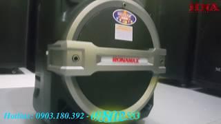 Ronamax T12 Loa Kéo Karaoke Di Động của Việt Nam.
