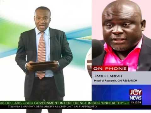 BoG Governor Resigns - The Market Place on Joy News (30-3-17)
