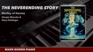 Synthesia Tutorial - The Neverending Story Medley