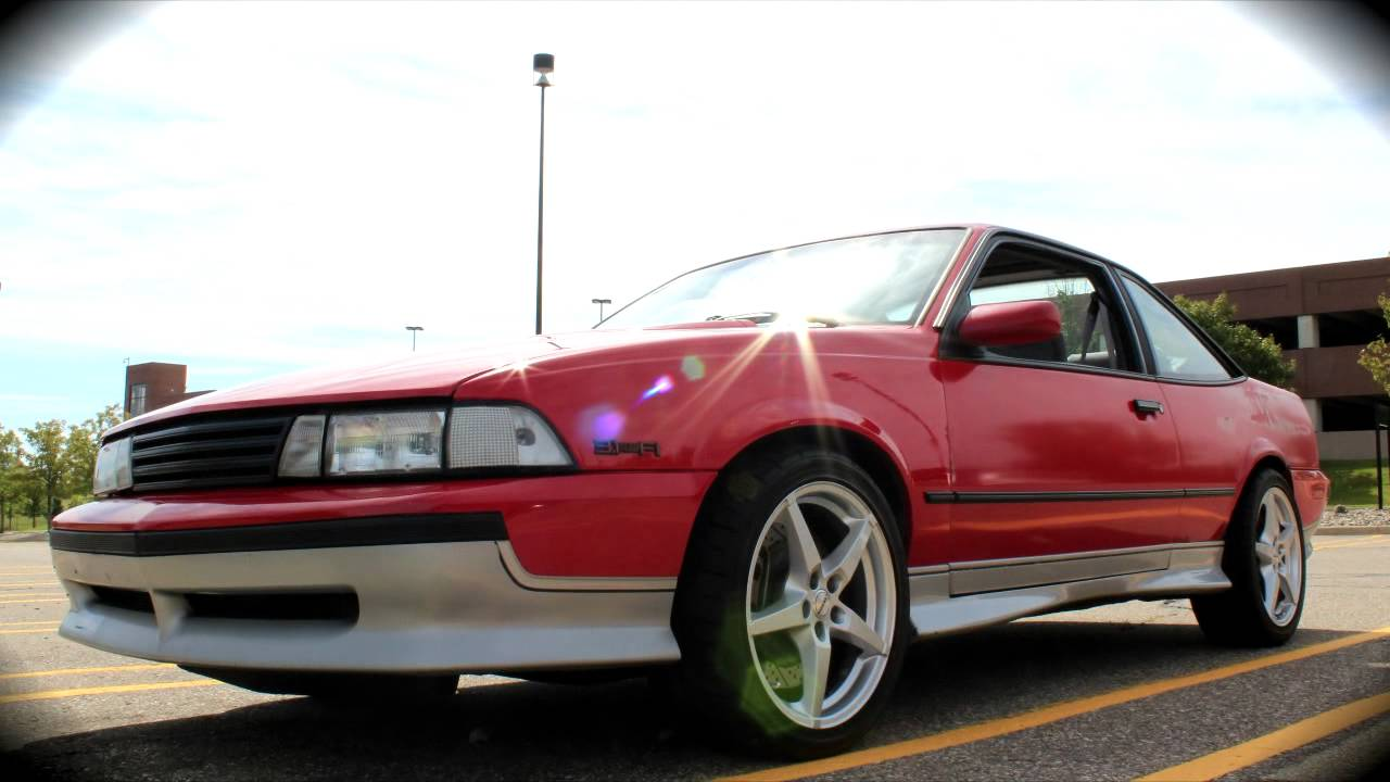 Robs 1990 Chevrolet Cavalier z24  YouTube