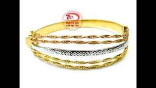 Vòng tay nữ vàng quý phái, Vòng tay vàng, Vòng tay, TSVN013979