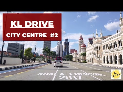 KL Drive | City Centre #2,  2020