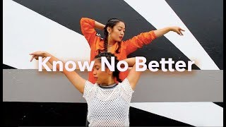Know No Better Dance Video!
