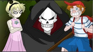 The Grim Adventures of Billy and Mandy - SpeedPaint