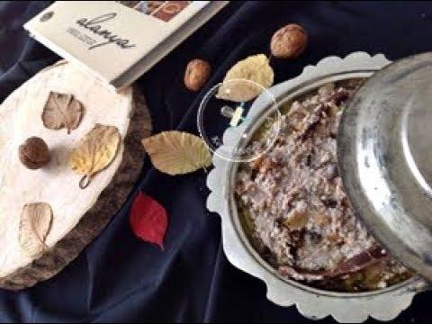 Kuru Patlıcanlı Tarator Tarifi