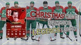 NHL 18 HUT | Christmas Legends Rewards Leaked