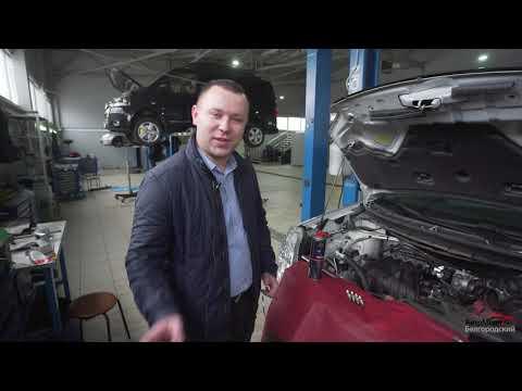 Замена свечей на Nissan X-trail | Автомолл Белгородский