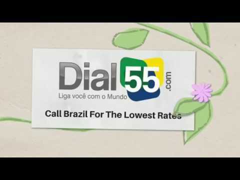 Calling Brazil From US | Dial55