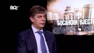 Ambasador Wigemark: Mostar je veći problem od mehanizma, SSP-a i Sejdić-Finci - 26. 06. 2016.