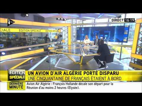 Algerian Flight AH 5017 Disappeared from the radars