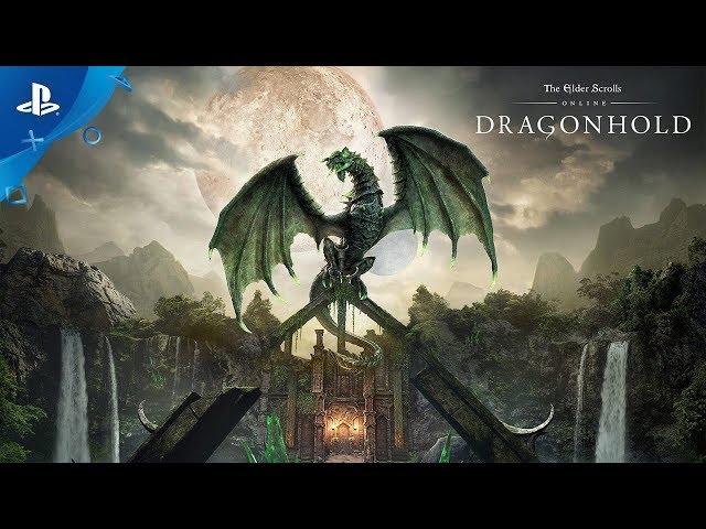 The Elder Scrolls Online: Dragonhold - Official Trailer | PS4