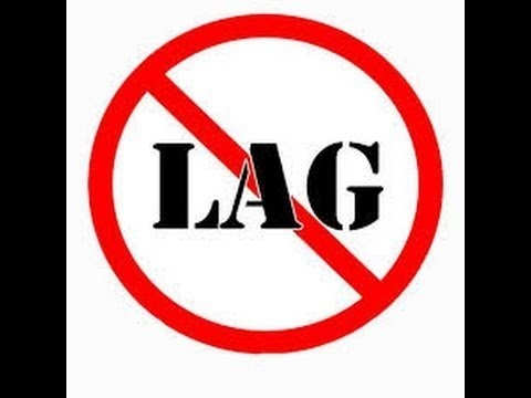 how to stop lag on ps3
