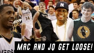 275 Points!! Mac McClung PROVES himself & Jelly JQ Puts on a SHOW for his College Town!