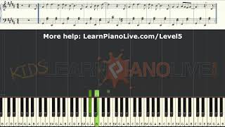 How to play Faidherbe square difficult LEVEL 5 cover tutorial for kids