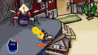 Club Penguin Gameplay