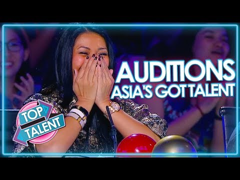 Asia's Got Talent Auditions 2019 | WEEK 1 | Top Talent