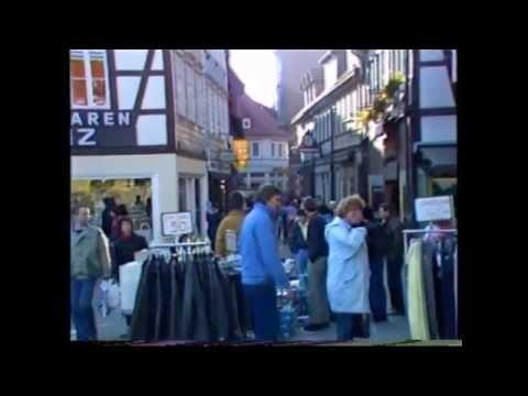 Sie kommen - Osterode am Harz 18.11.1989 - 2. Samstag nach Öffnung der DDR-Grenze