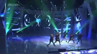 F(x) & SHINee - NU ABO & Lucifer Live