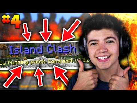 THE WAIT IS FINALLY OVER!! | ISLAND CLASH #4 (Season 2)