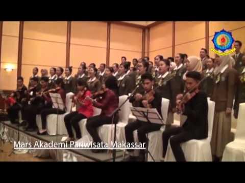 Mars Akademi Pariwisata Makassar