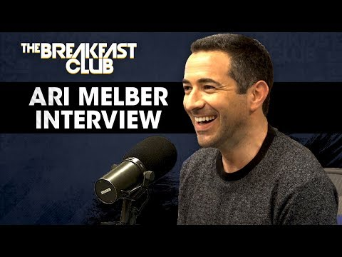 'The Beat' Host Ari Melber Talks Police Brutality, HipHop Knowledge  More