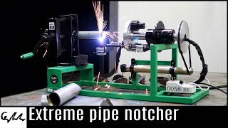 Make it Extreme's plasma cutter notcher