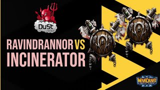 WC3 - DuSt League 7 NA - WB Semifinal: [ORC] Incinerator vs. RavinDrannor [ORC] (Group A)