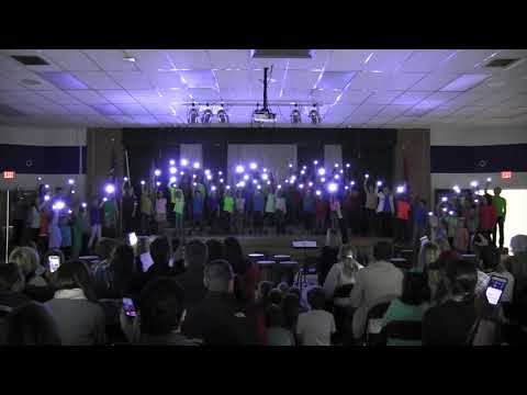 4th Grade Musical Journey Root