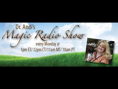 The Magic of Energetic Bodywork for Animals with Guest Kim Gillaspie